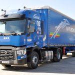 Semi remorque 27,5 tonnes